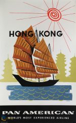 Hong Kong, Pan American : world's most experienced airline