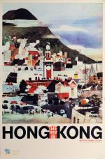 The Orient is Hong Kong : British Crown Colony