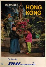 The orient is Hong Kong: fly there by Thai international