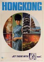 Hong Kong – Jet there with MSA