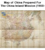 Map of China prepared for the China Inland Mission (1903)